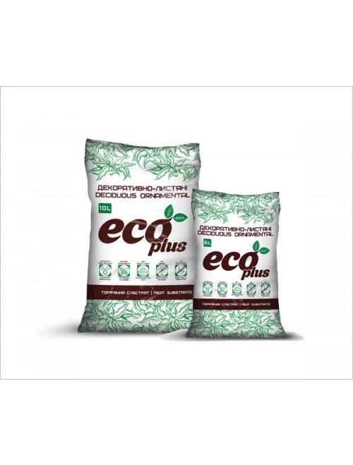 Субстрат Eco Plus Декоративно-листяні 6л (2,3кг)