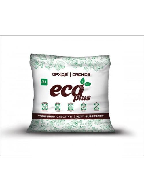 Субстрат Eco Plus Орхідея 3л (0,5кг)