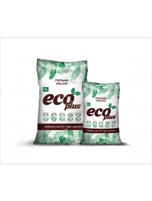 Субстрат Eco Plus Пальма 6л (2,3кг)