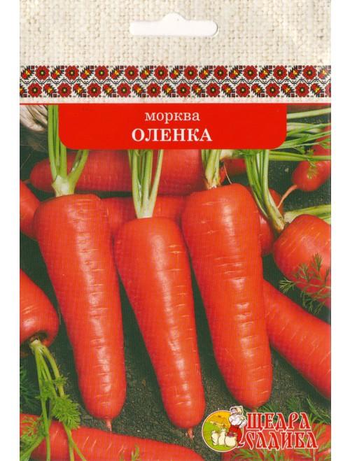 Морква Оленка