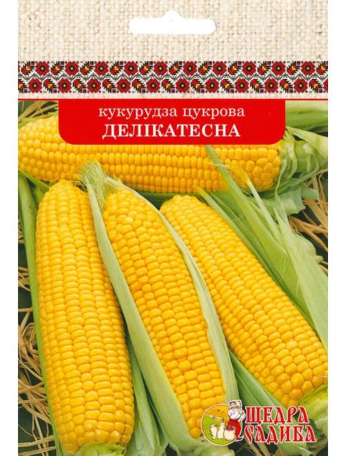 Кукурудза Делікатесна (20г)