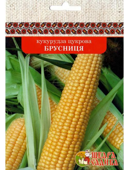 Кукурудза Брусниця (20г)