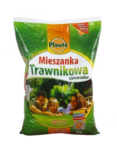 Трава газонна Mieszanka Trawnikowa Універсальна 2 кг.