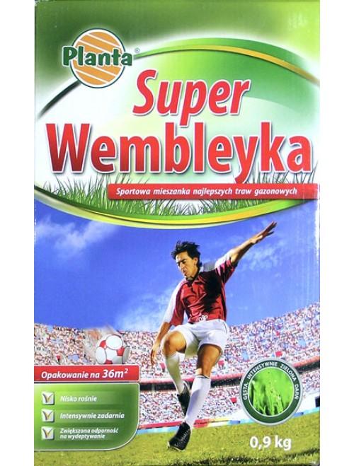 Трава газонна Planta Super Wembleyka Спорт 0.9 кг