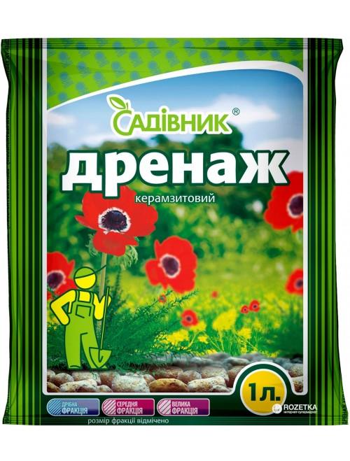 Дренаж керамзитовий САДІВНИК 1 л.