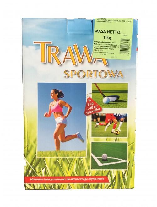 Трава газонна Trawa Sportowa 1 кг.