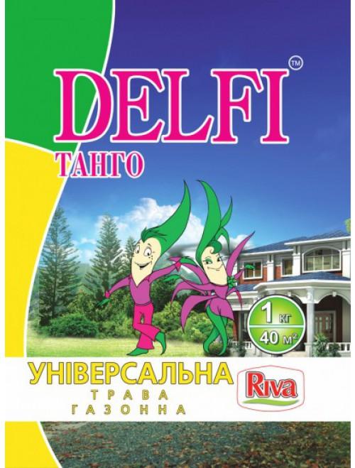 Трава газонна Delfi Танго універсальна (10кг)