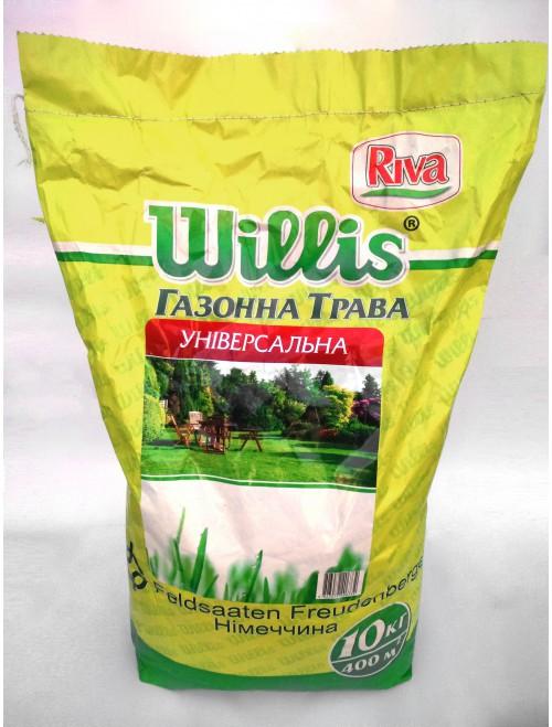 Трава газонна Willis універсальна (10кг)